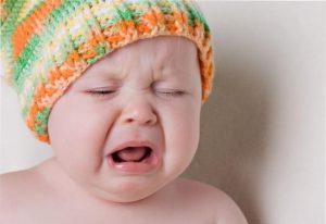 Ce que signifient les pleurs de notre bébé