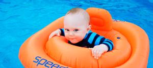 Bébé nageur VS ISR