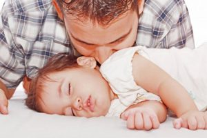 Votre bébé peut dormir sans pleurer